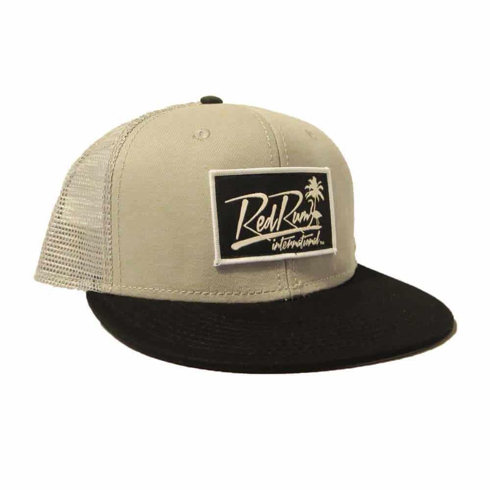 Gray Fishing Hats | Mesh Hats