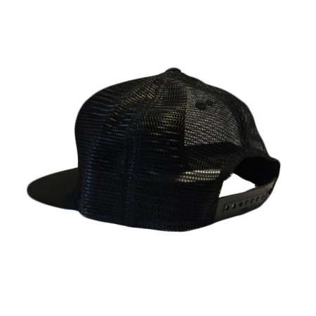 Black Fishing Hats | Spearfishing Hats