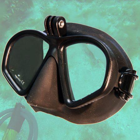 Hammerhead MV3 GoPro Mount Dive Mask   Spearfishing   Freediving