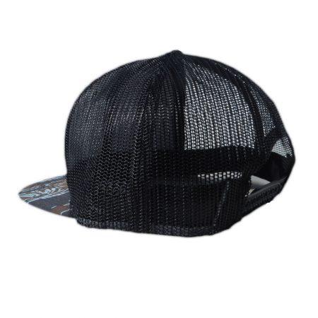 Blue Camo Hats   Snapbacks