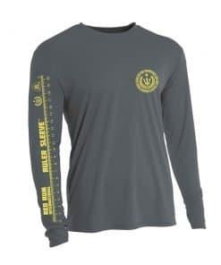 Gray Fishing Shirt