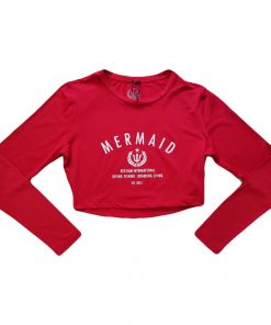 Mermaid Shirts - Crop Top