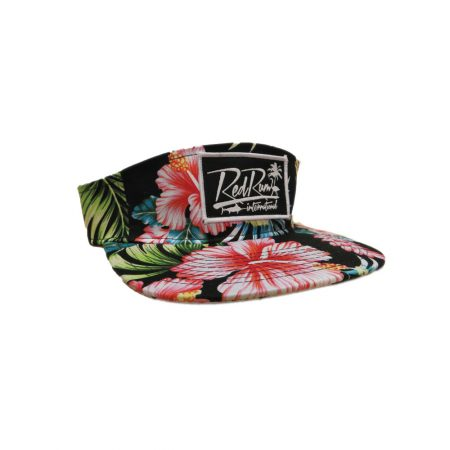 Tropical Floral visor | Fishing Visor