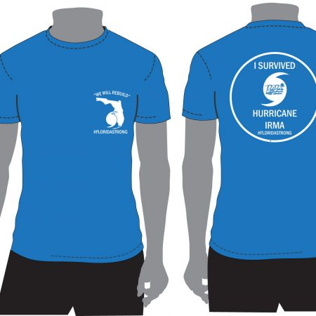 Irma Relief Shirts | Donation Shirts