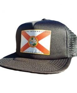 Florida Flag hats | Florida Trucker