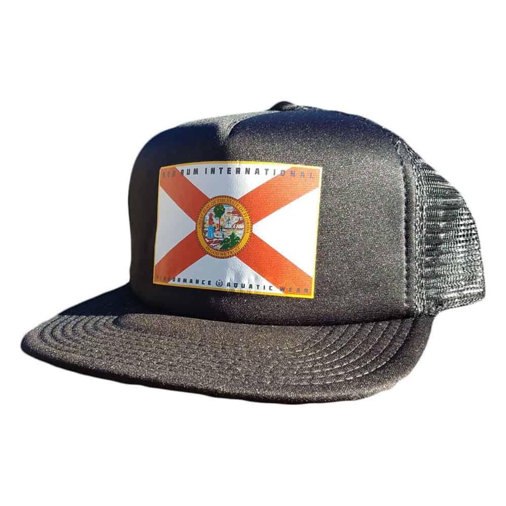 Florida Flag hats | Florida Trucker