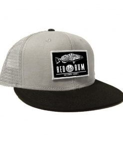 Red Rum Hats | Black Grouper