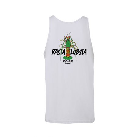 Rasta Colored Lobster Shirt | Tank top