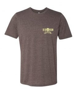 Brown Fishing T Shirt