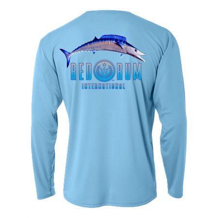 Wahoo Fishing Shirts