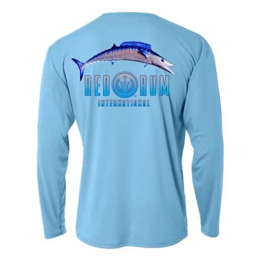 Wahoo Fishing Shirts
