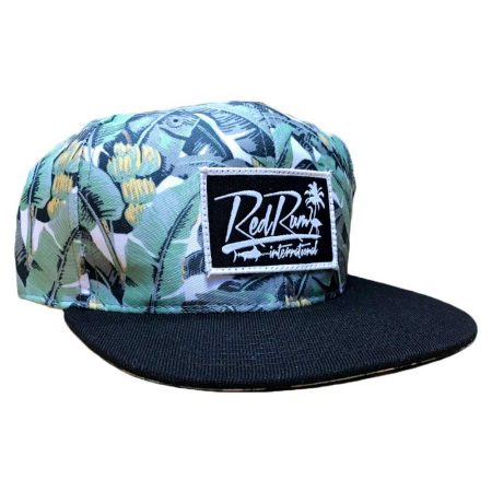 Red Rum Tropical Hats