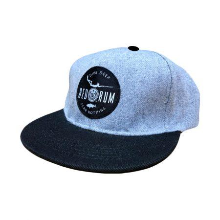Light gray spearfishing Hat