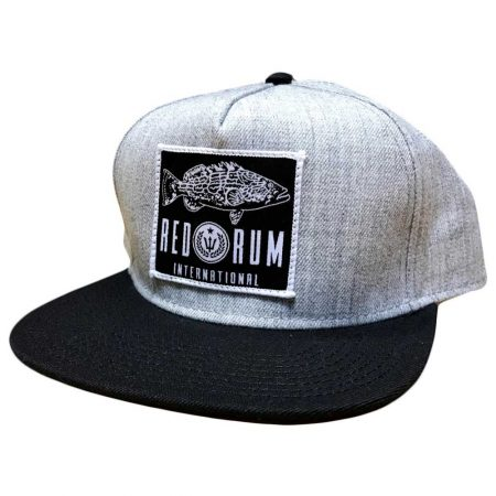 grouper snapback hat