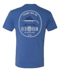 Blue Fishing T Shirts