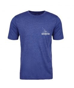 Blue Fishing T Shirt