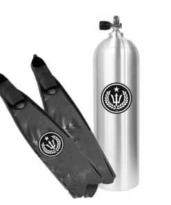 waterproof decals for scuba tanks