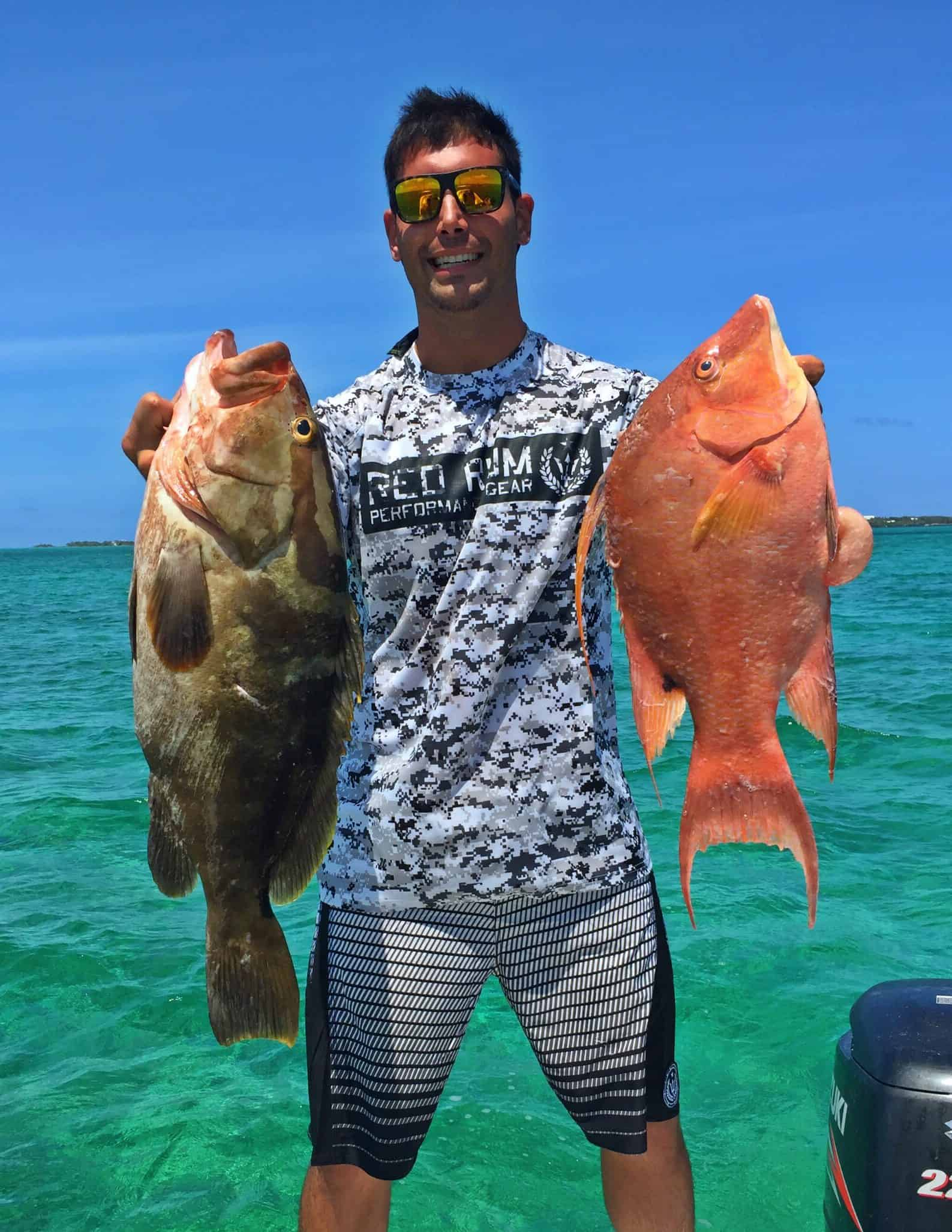 Red Rum Spearfishing Founder