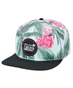 Tropical Flamingo Hats