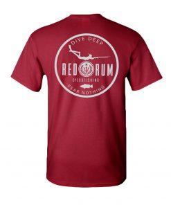 Red Rum Spearfishing T Shirt